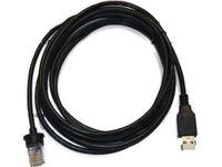 Honeywell USB Cable, Spiral, 2.9m Host power 53-53809-N-3 - eet01