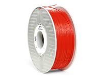 Verbatim ABS 3D Filament, Red 1,75mm Diameter, 1kg Reel 55013 - eet01