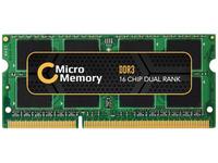 MicroMemory 4GB DDR3 1066MHz PC3-8500 1x4GB memory module 55Y3714-MM - eet01