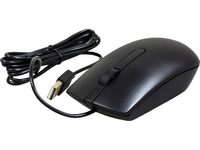 Dell USB Optical Wheel Mouse Black 570-11147 - eet01