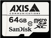 Axis COMPANION CARD 64GB  5801-941 - eet01