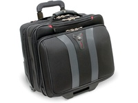 Wenger GRANADA WHEELED 17IN NOTEBOOK CASE/GREY/ 600659 - eet01