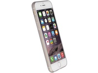 Krusell Bohus Cover iPhone 7 Transparent Grey 60712X - eet01