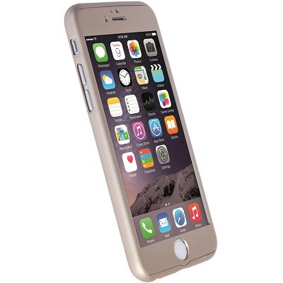 Krusell Arvika Cover iPhone 7 Gold 60723 - eet01