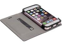 Krusell Malm Folio Case iPhone 7/8 Black 60728 - eet01