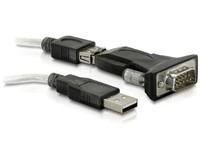 Delock USB 2.0 to Serial Adapter  61425 - eet01
