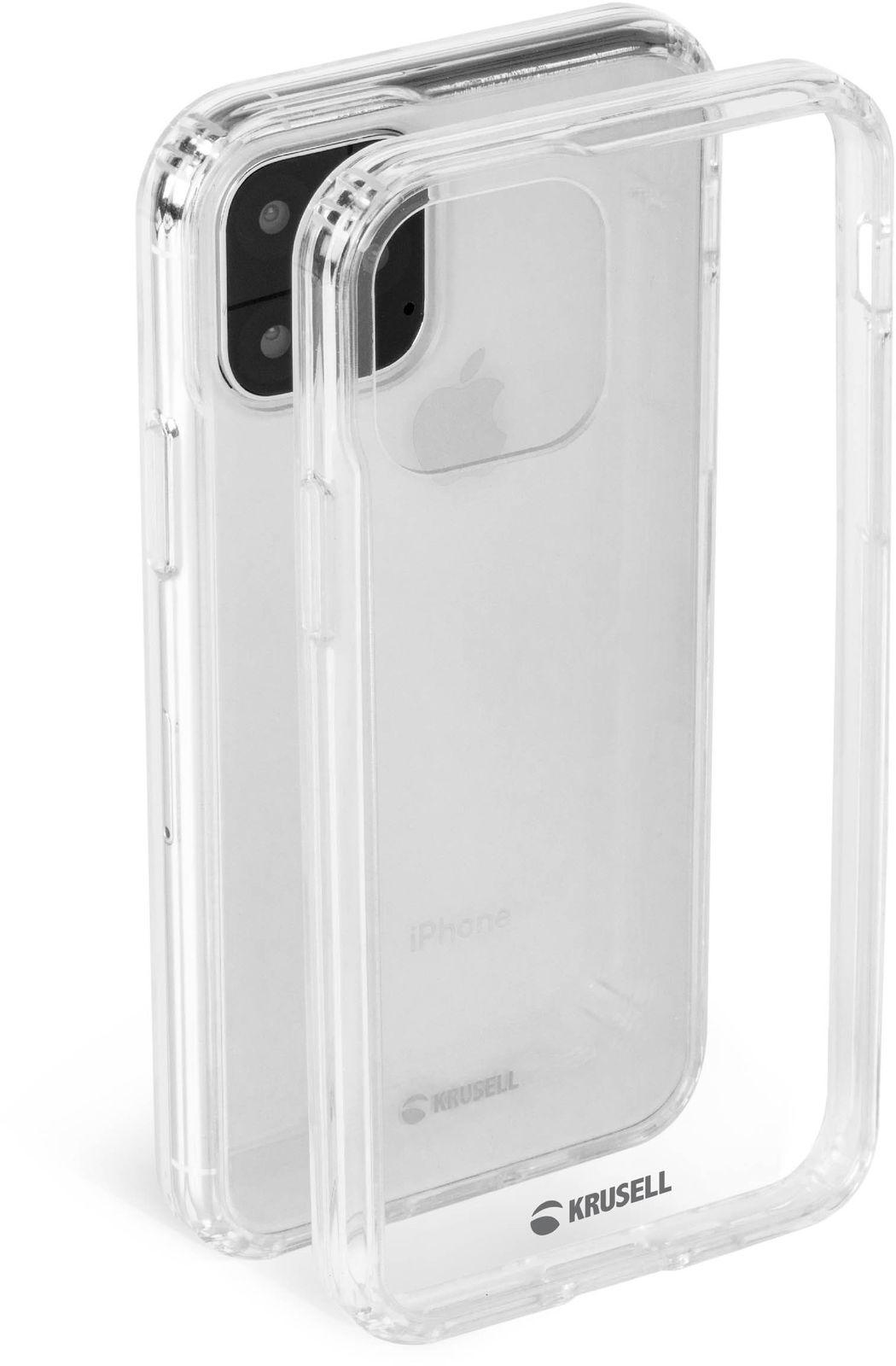 Krusell Kivik Cover iPhone 11 Pro Transparent 61771X - eet01