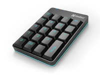Sandberg Wireless Numeric Keypad 2  630-05 - eet01