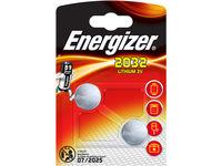 Energizer LITHIUM CR2032 2PK  637986 - eet01