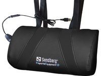 Sandberg USB Massage Pillow  640-85 - eet01