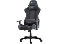 Sandberg Commander Gaming Chair Black 3 or more = pallet shipment ** 640-87 - eet01