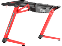 Sandberg Fighter Gaming Desk 2, Red 3 or more = pallet shipment ** 640-92 - eet01