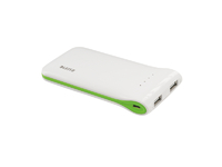 Leitz/Esselte Charger Portable USB White Leitz Complete 64130001 - eet01
