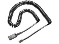 Plantronics QD to 2.5mm Adapter Cable For Linksys/Spectralink 64279-02 - eet01