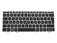 HP Keyboard (FRENCH)  651390-051 - eet01
