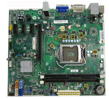 HP MBD Chicago Intel H67 **Refurbished** 656599-001-RFB - eet01