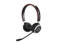 Jabra EVOLVE 65 MS Duo, Bluetooth MS Optimized, USB via Dongle 6599-823-309 - eet01