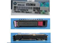 Hewlett Packard Enterprise HDD 300GB  SFF 15KRPM  665750-001 - eet01