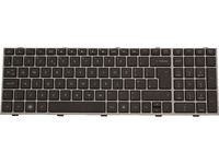 HP Keyboard (ENGLISH) With Touchpad & Numeric Keyb. 683491-031 - eet01