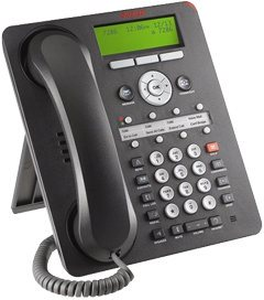 Avaya One-X Deskphone - Black **New Retail** 700508260 - eet01
