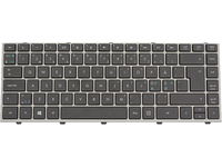 HP Inc. Keyboard (Nordic)  701974-DH1 - eet01