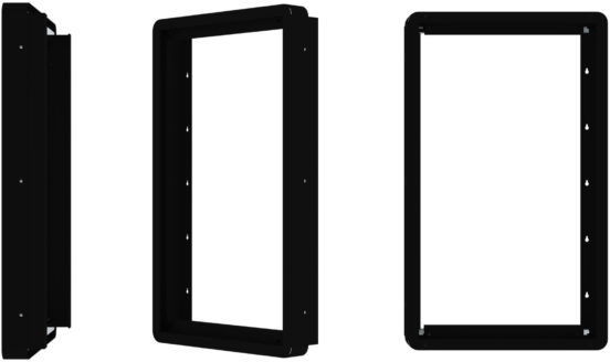 SMS 55P Casing Specific OH Portrait Black 706-004-1 - eet01