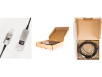 Huddly GO Cable 15m / 49,2ft USB 3 AOC Cable, AM-AF, L=15m 7090043790436 - eet01