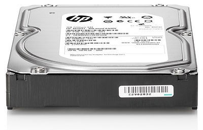 Hewlett Packard Enterprise HDD 600GB SAS 6G 15K LFF **Shipping New Sealed Spares** 713869-B21 - eet01