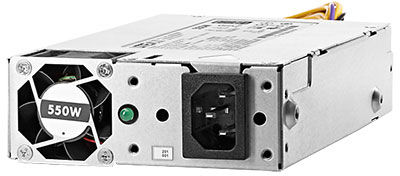 Hewlett Packard Enterprise 550W FIO Powersupply Kit **Refurbished** 730941-B21-RFB - eet01