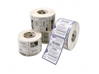Zebra Label roll  152 x 216mm Permanent, Paper, Economy 76186 - eet01