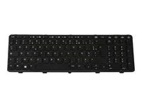 HP Keyboard (French)  768787-051 - eet01