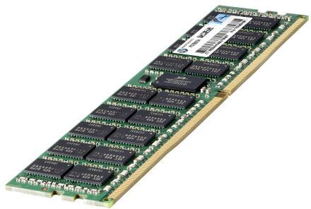 Hewlett Packard Enterprise 16GB, 2133MHz, PC4-2133P-R, DDR4, dual-rank x4, 1.20V, 774172-001 - eet01