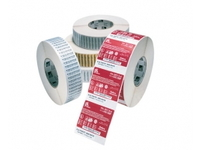 Zebra Label roll, 57x32mm Thermal paper, removeable 800262-127 - eet01
