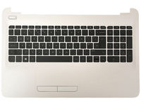 HP Inc. Keyboard (Nordic) With Top Cover 813976-DH1 - eet01