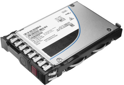Hewlett Packard Enterprise 800GB 12G SAS MU-3 SFF SC SSD **Shipping New Sealed Spares** 822559-B21 - eet01