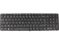HP Inc. Keyboard (France)  827028-051 - eet01