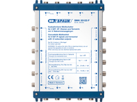Spaun SMK 55123 F SAT-Multiswitch 4 SAT-IF / 12 842492 - eet01