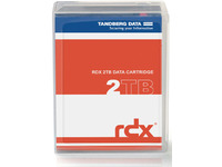 Tandberg Data 2TB RDX Cartridge (single)  8731-RDX - eet01