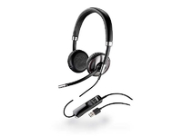 Plantronics Blackwire C720-M Corded Headset, Binaural 87506-11 - eet01