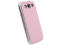 89683 Krusell Avenyn Mobile UnderCover Pink Samsung I9300 Galaxy S III - eet01