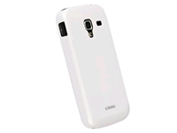 89722 Krusell ColorCover White Metallic Samsung Galaxy Ace 2 I8160 - eet01