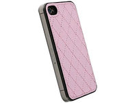 89728 Krusell Avenyn Mobile UnderCover Pink F/iPhone 5/5S - eet01