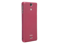 89767 Krusell ColorCover Pink Metallic Made for Sony Xperia V - eet01