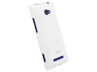 89789 Krusell ColorCover White Metallic HTC 8X - eet01