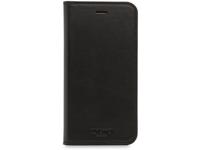 Knomo IPhone 7 Plus Folio Case Leather, Black 90-071-BLK - eet01