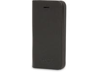 Knomo IPhone 5S / iPhone SE Folio Black 90-949-BLA - eet01