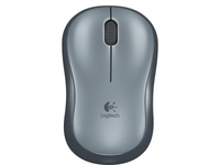 910-002235 Logitech Mouse M185 Swift Grey  - eet01
