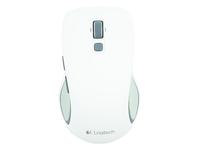 Logitech M560 Mouse, Wireless White 910-003913 - eet01