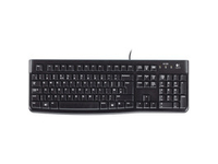 Logitech Keyboard K120 UK Version  920-002524 - eet01