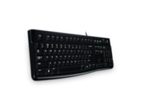Logitech Keyboard K120/PAN-Nordic  920-002822 - eet01